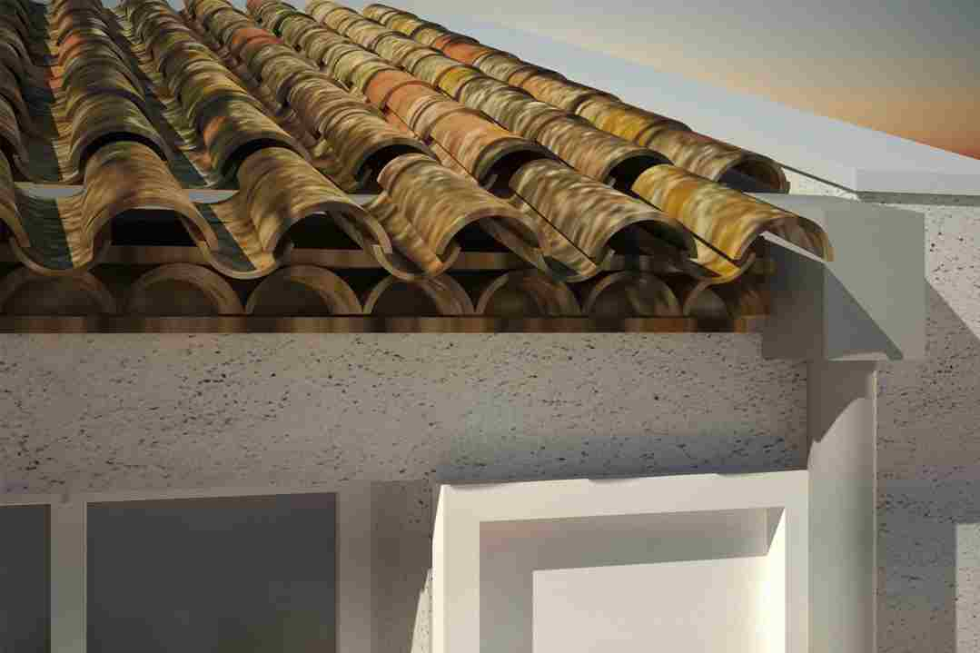Traditional Calabrian Roofs