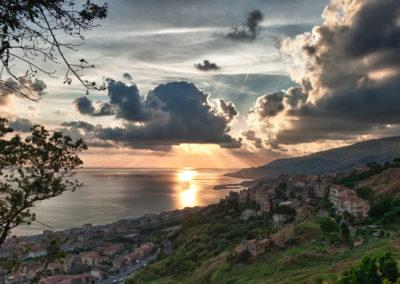 Dusk over Cetrano